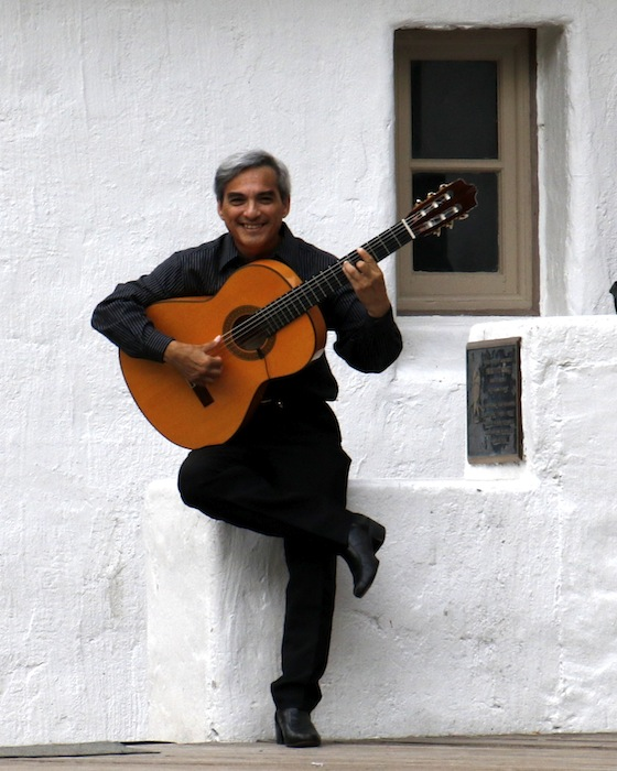 Alejandro Antonio poses for a photo. Photo by Paul Casanova Garcia.