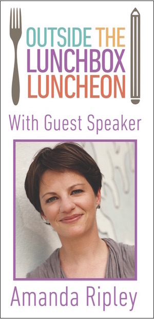 Amanda Ripley, author of The Smartest Kids in the World and How They Got That Way, is the featured speaker at The DoSeum's Outside the Lunchbox Luncheon. Courtesy Photo.