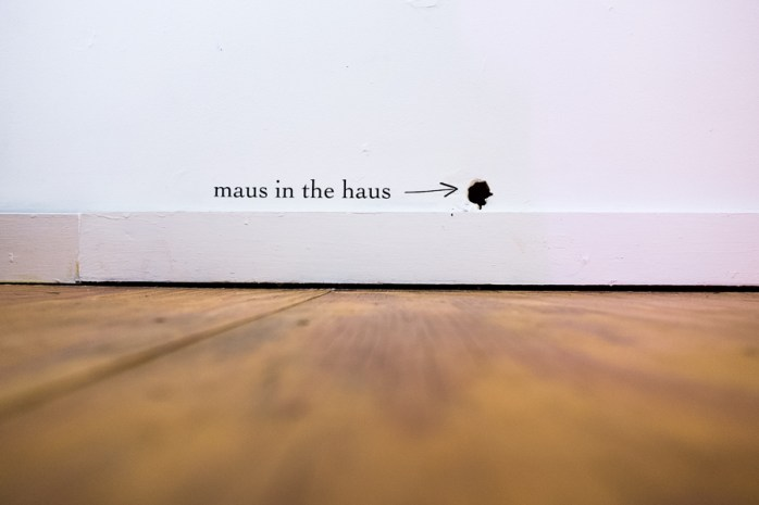 One of the hidden gems of Haus Collective. Photo by Scott Ball.