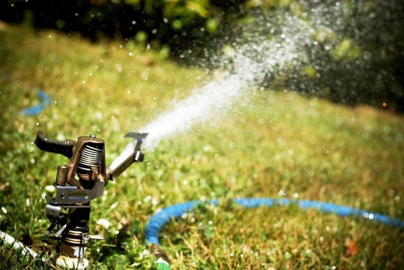 Water sprinkler. Photo courtesy of Flickr user Shaylor. https://www.flickr.com/photos/shaylor/50456484/in/photolist-5sAXo-23gnH-jNdY7P-5fCQQE-dCvFiB-81fE3q-eXZgNk-74iJS-rTqywP-uydHNN-8FbvXq-53nSSW-4kSsRe-cBgdDq-8HQpeT-9V6iF1-dX2FY1-n6xqon-5cakqk-8s6Bhp-r85iAm-bR5AVr-gqtjjS-72HbCb-vMiCx9-57iH3e-iCrWXj-2HzDY6-4MoWUi-6RsMNq-8HHLgL-8ibTJp-6N2iZq-nT2eQ9-h2RQDB-6UTkFo-8N3HDK-ozF9K-a4NqdE-ekzLJk-ofzwbc-7JBdnP-65198Z-ciDu8q-9ZDqBU-MRYo7-6991XW-Mw517-eWFCLT-d1eeLf