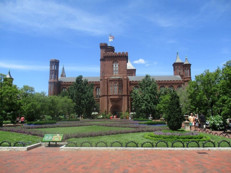The Smithsonian Institution Building in Washington, D.C. Photo by Jorge Palacios