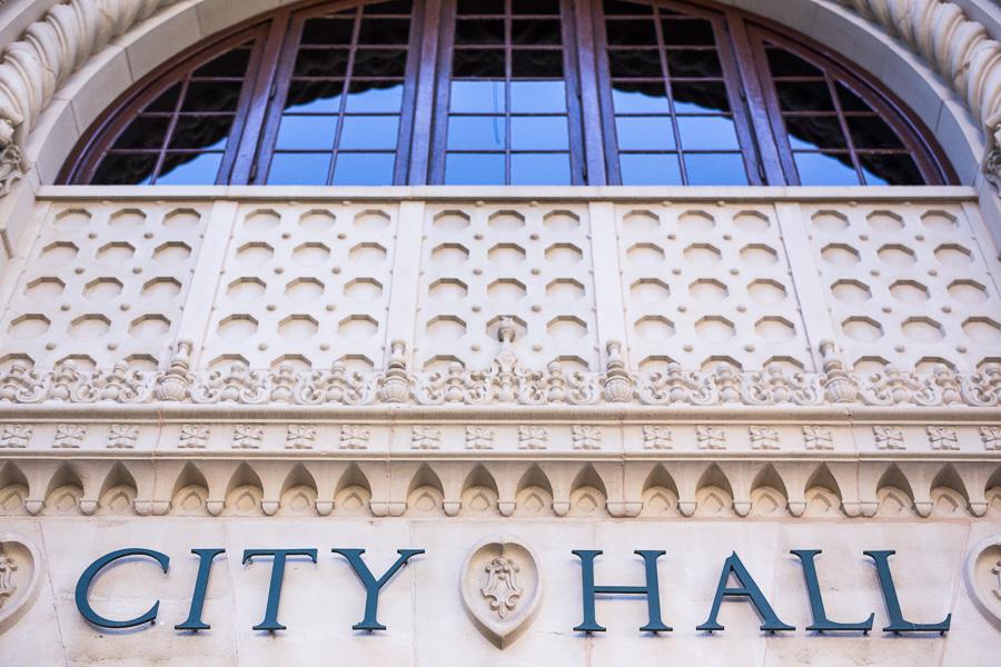 San Antonio City Hall. Photo by Scott Ball.