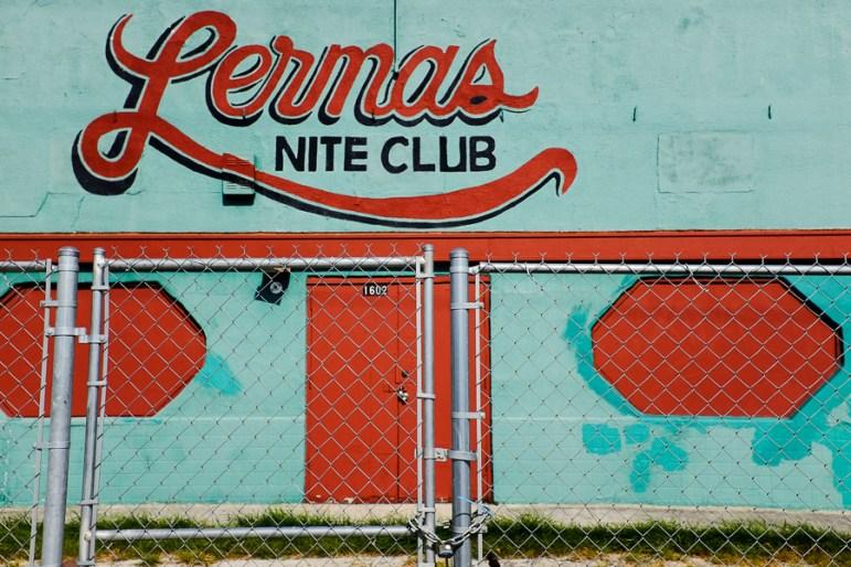 Lerma's Nite Club on North Zarzamora Street.