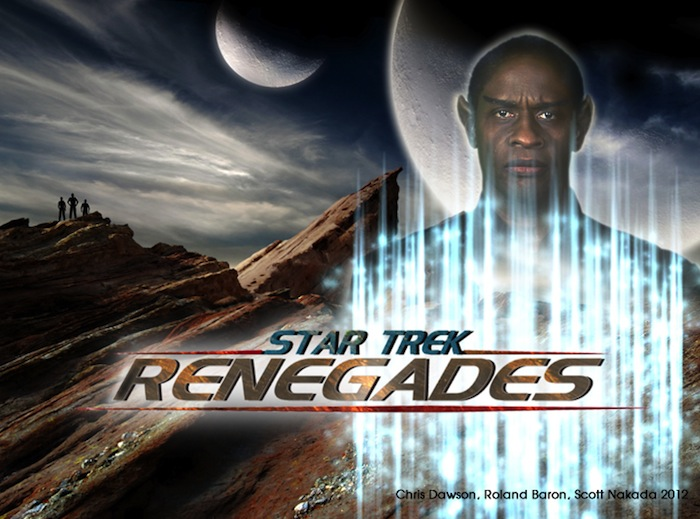 """Promotional image for """"Star Trek: Renegades,"""" which will screen during the first annual Alamo City Film Festival."""