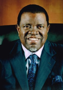 HE Hage Geingob President of Namibia-1