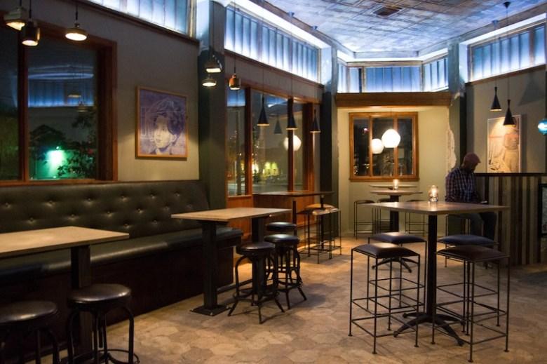 Steve Mahoney's newest venture, Francis Bogside Tavern, celebrates the modern Irish bar. Photo by Lea Thompson.