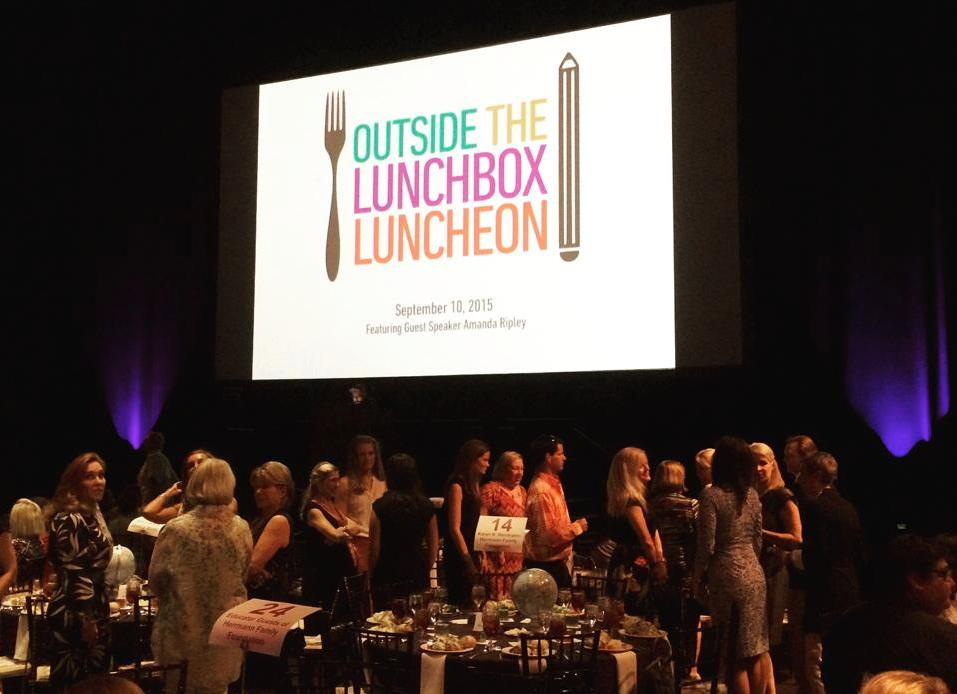 More than 700 people attended the at the DoSeum's 6th annual Outside the Lunchbox Luncheon. Photo courtesy of the DoSeum.