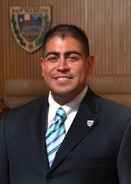San Marcos Mayor Daniel Guerrero
