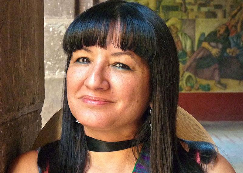 Sandra Cisneros. Photo courtesy of Sandra Cisneros ©.