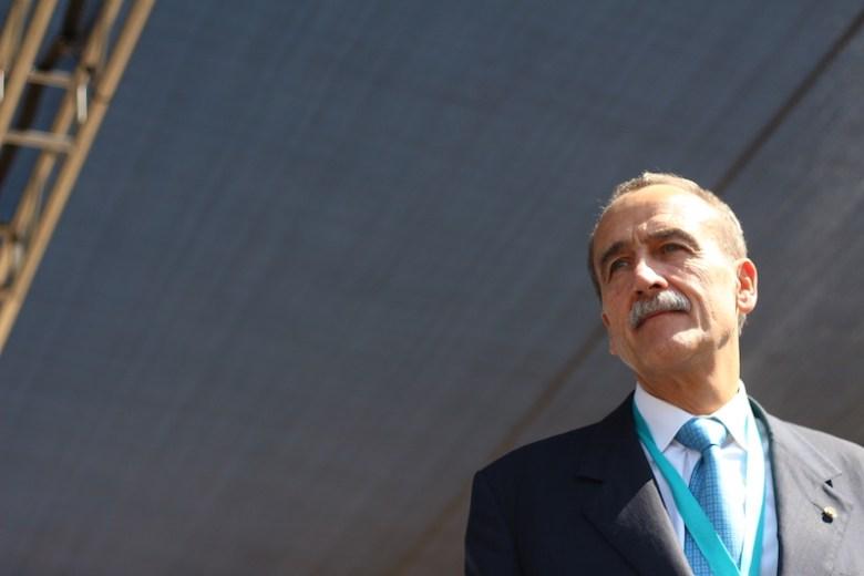 Enric Panés, the Consul General of Spain in Houston. Photo by Joan Vinson.