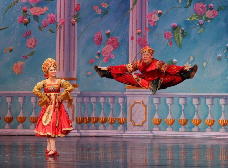 The Great Russian Nutcracker, Moscow Ballet. Courtesy photo.