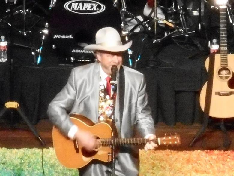 """Robert Earl Keen is famous for """"The Road Goes On Forever,"""" one of his many hit songs. Photo by Don Mathis."""