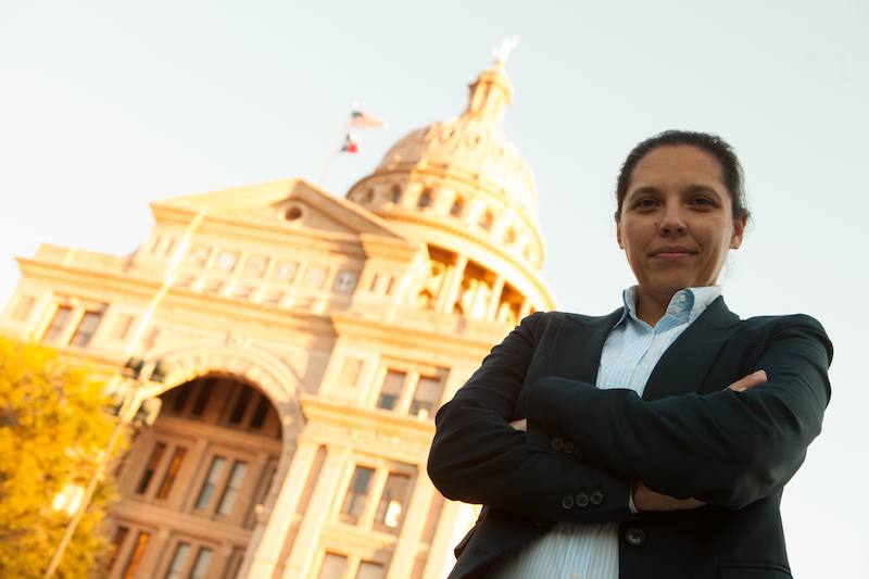 Ruby Resendez for TXHD116. Courtesy photo.