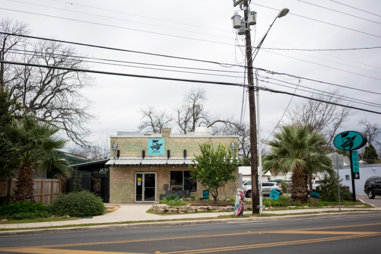 Five Points Local is located on 1017 N Flores St in downtown San Antonio. Photo by Kathryn Boyd-Batstone