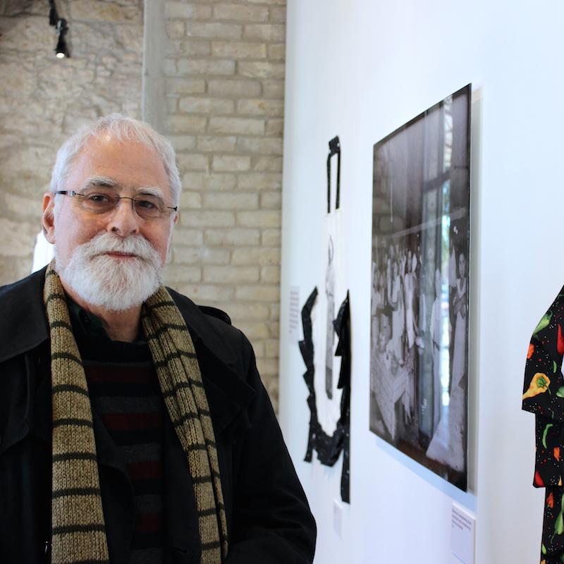 David Rubin. Photo by Iris Gonzalez.