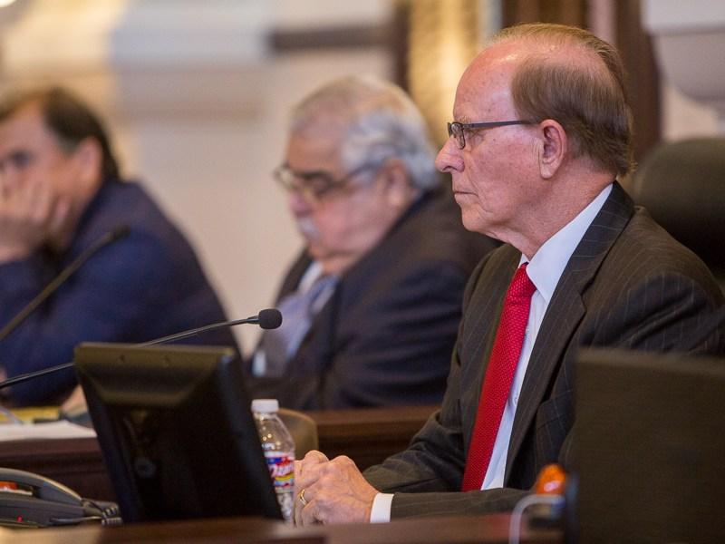 Judge Nelson Wolff. Photo by Scott Ball.