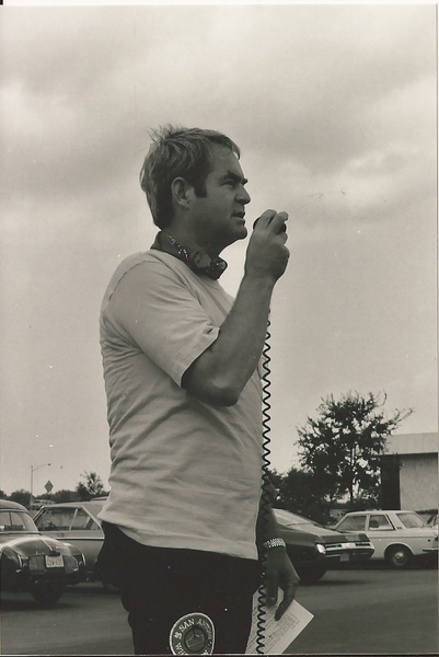 The late SA Wheelmen co-founder Neal Collins. Courtesy.