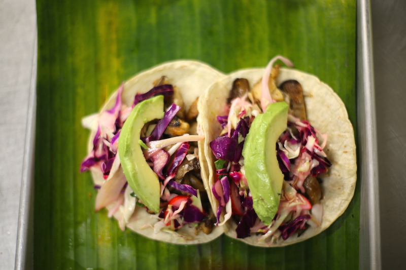 Tacos from La Botanica, one of the 68 local eateries participating in Restaurant Week. Photo Courtesy of Arlene Mejorado.