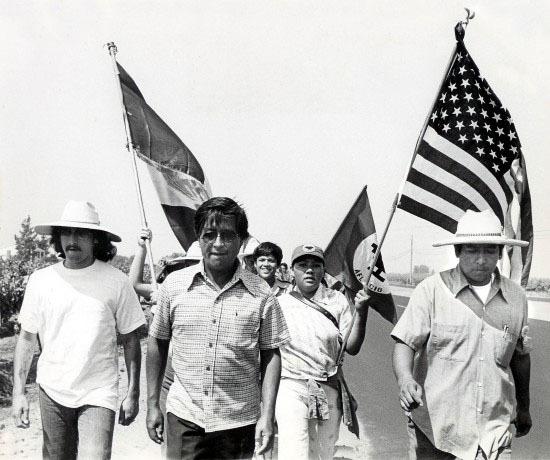 Photo Courtesy of Texas UFW, 1966.