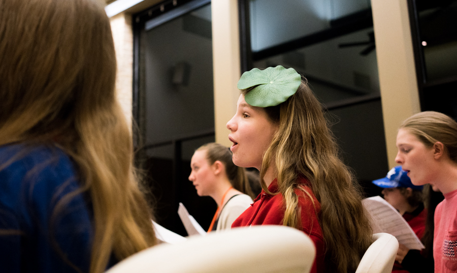 """The Children's Choir of San Antonio will be performing """"Live at the Copa Havana"""" at the Tobin Center on Tuesday Feb. at 7:30 p.m. Photo by Kathryn Boyd-Batstone"""