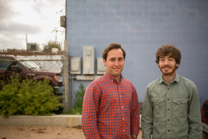 Ben Annotti of Oak & Sal Quality Goods and of Estate Coffee are joining together to open an educational space about coffee roasting and spices. Photo by Kathryn Boyd-Batstone