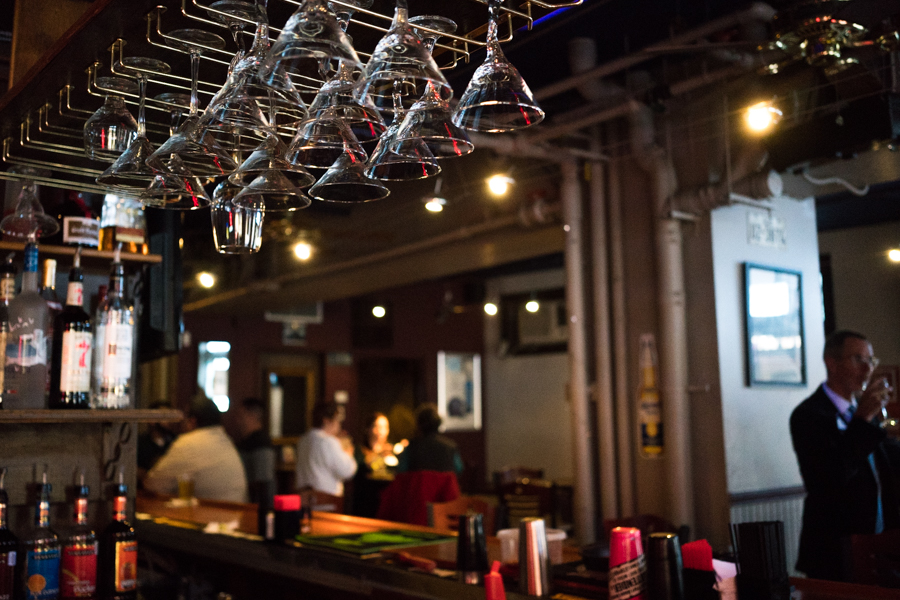 The Local Bar holds a lease on the bottom floor of the Maverick Building. Photo by Kathryn Boyd-Batstone