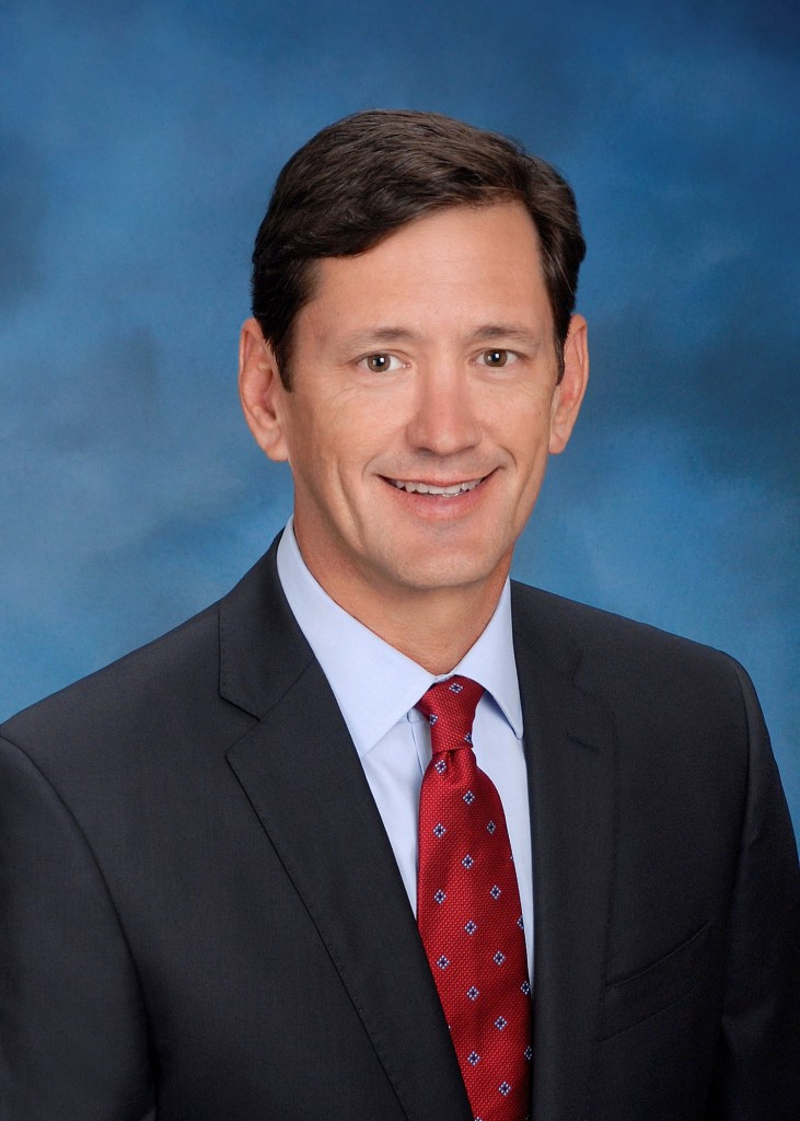 USAA Executive Vice President of Enterprise Strategy and Marketing Wayne Peacock is chair of the SAEDF board.