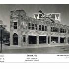 Historic photo of the property Image courtesy of Open Studio Architecture.
