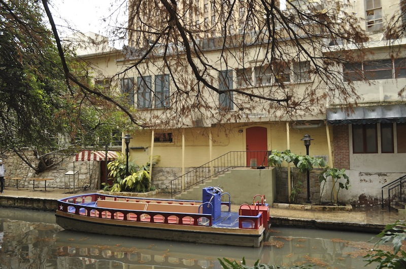 The buildings that The Floodgate developers hope to replace are dilapidated. Image courtesy of Overland Partners.
