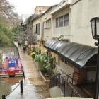 """The Floodgate apartments would reactivate a """"somewhat forgotten corner"""" of the River Walk, developers said. Image courtesy of Overland Partners."""
