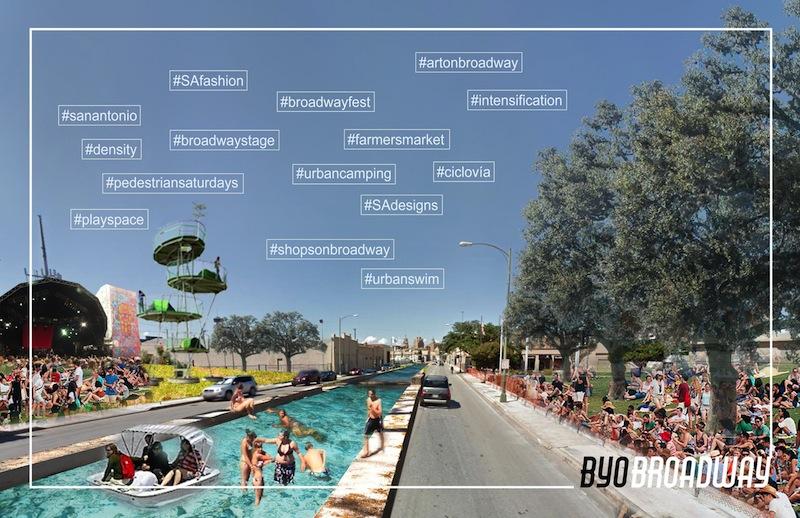 Waterway proposal by Matthew Ostrowski.