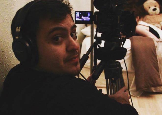 Director Jesse Salazar. Photo by Chris Proutt.