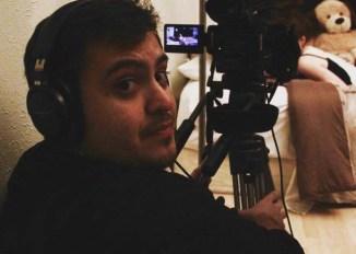 Jesse Caption Photograph of Director Jesse Salazar photograph by Chris Proutt