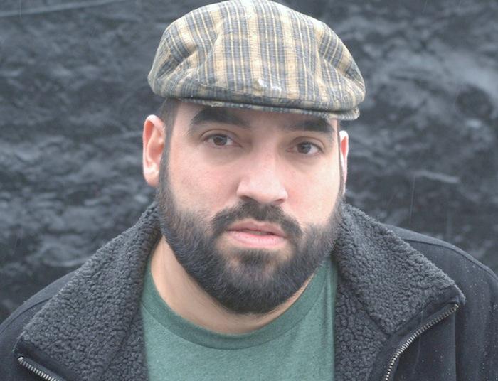 Poet Urayoán Noel. Courtesy photo.