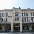 The San Antonio Metropolitan Health District is moving its offices out of the historic Continental Hotel. Photo by Kathryn Boyd-Batstone