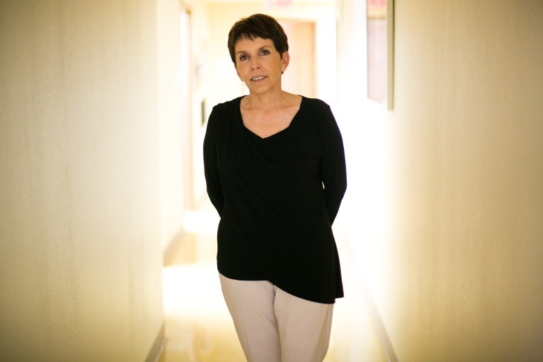 CEO of Family Violence Prevention Services, Inc Marta Pelaez.