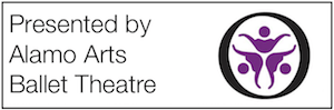 Alamo Ballet Theatre Logo