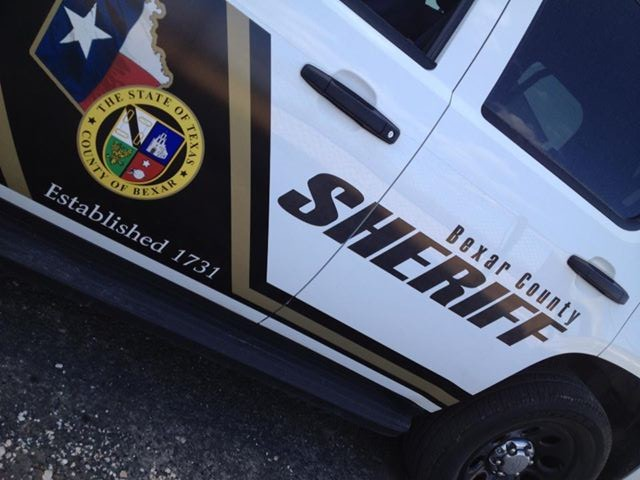 A Bexar County Sheriff vehicle. Photo courtesy of Bexar County.