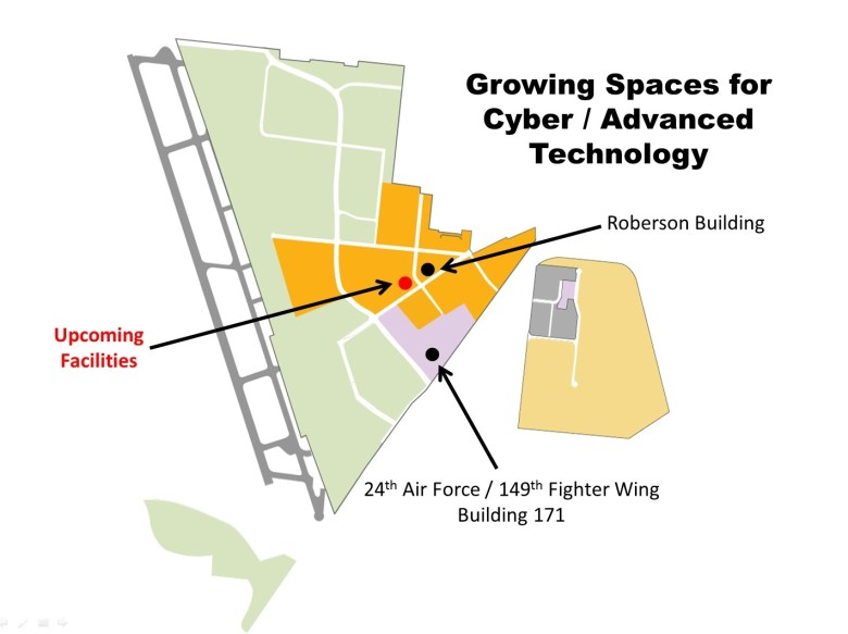 Port San Antonio's Phase I Plan for New Cyber Facilities April 2016