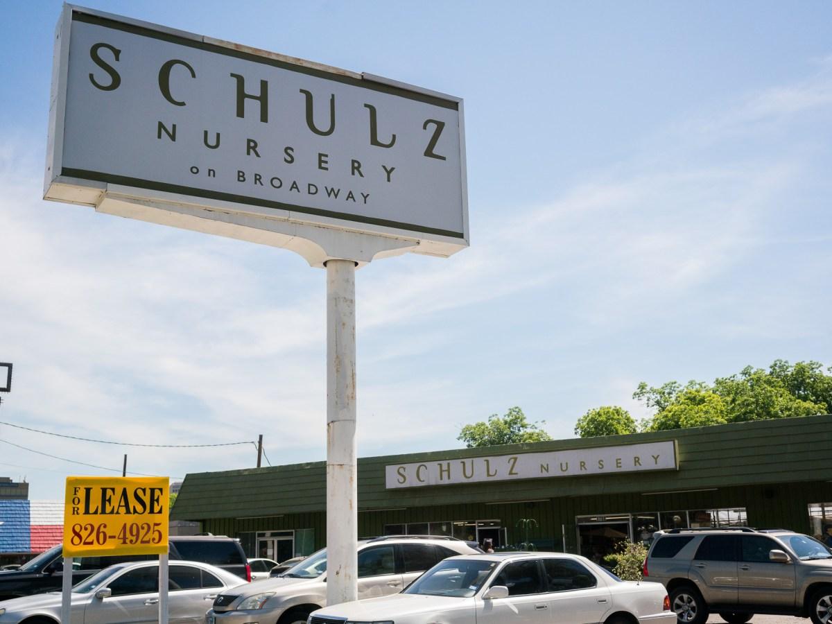 Schulz Nursery has been in operation since 2007. Photo by Kathryn Boyd-Batstone