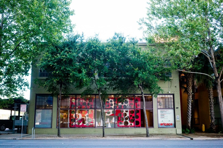 Artpace is located on 445 N Main Ave. Photo by Kathryn Boyd-Batstone