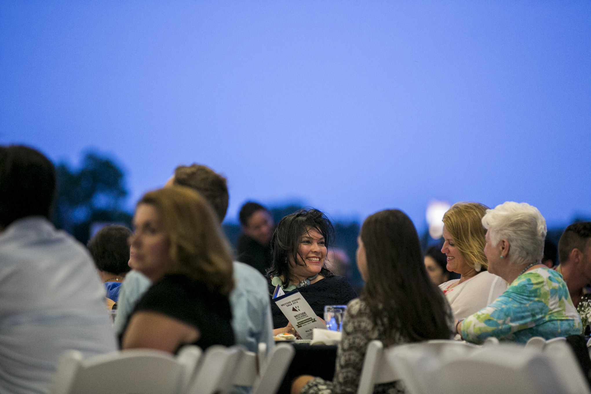 More than a hundred guest were in attendance for the Westside Development awards dinner. Photo by Kathryn Boyd-Batstone.