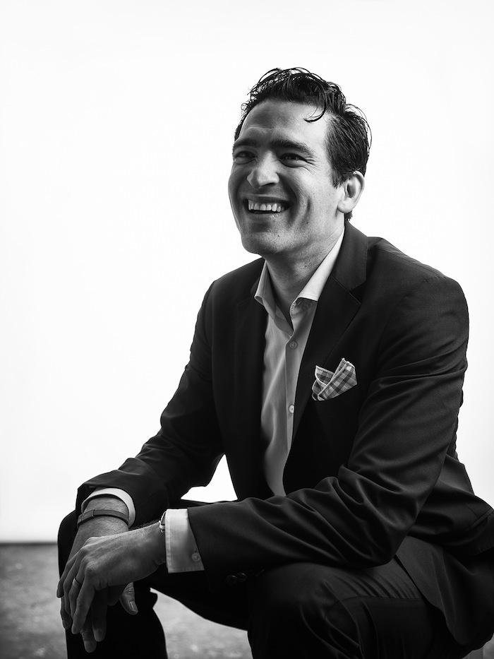 Omar Gonzalez. Photo by Josh Huskin for PechaKucha San Antonio.