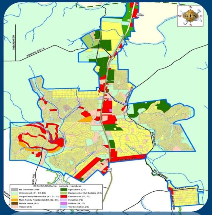 2016 City of San Antonio U.S. 281 North Proposed Annexation Area. Courtesy of City of San Antonio.
