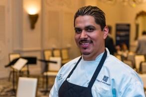Chef Michael Mata. Photo courtesy of Siggi Ragnar