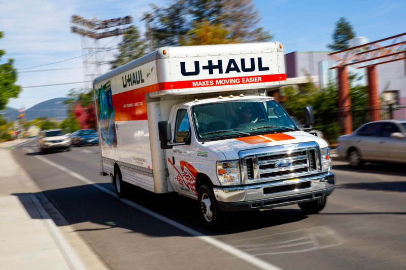 U-Haul announced the Top 50 U.S. Destination Cities for the past calendar year. Houston maintained the top spot in the rankings for the seventh consecutive year, receiving more one-way U-Haul truck rentals in 2015 than any other destination. Chicago, Orlando, Austin and San Antonio followed as Texas secured three of the top five destinations. Photo courtesy of PRNewsFoto/U-Haul.