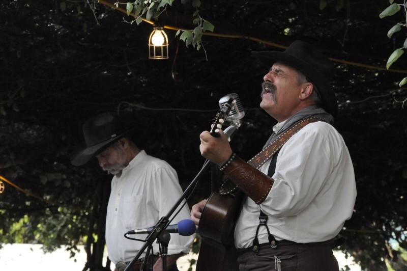 A cowboy performs at the Texas Folklife Festival. Photo courtesy of the Texas Folklife Festival