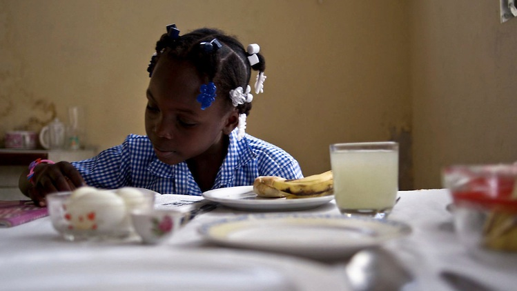 Wadley Germain's story was captured in Port-au-Prince, Haiti. Photo by Nicole Whitaker, courtesy of 10x10act.org.