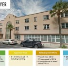 View the building at 307 Dwyer Ave. and description of the deal provided by the City of San Antonio.