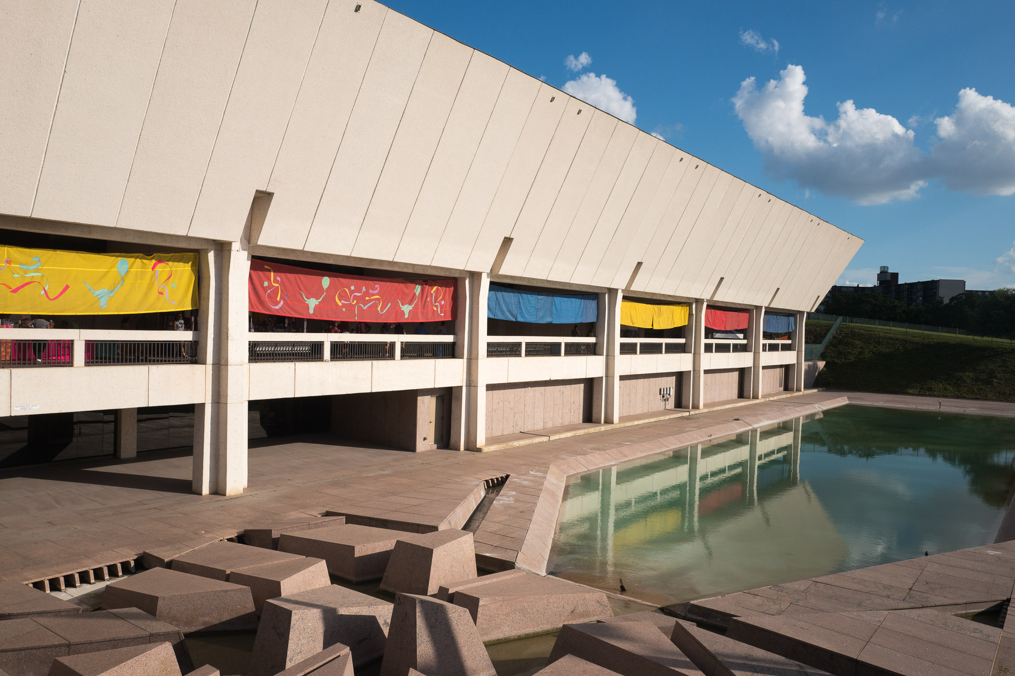 The Institute of Texan Cultures. Photo by Scott Ball.